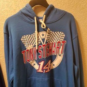 Tony Stewart #14 racing hoodie